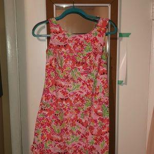 Lily Pulitzer floral dress